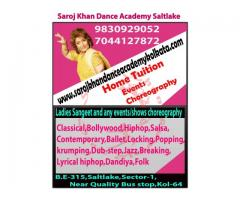 SAROJ KHAN DANCE ACADEMY SALT LAKE