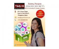 B.Tech Summer training, BCA - MCA - Msc IT Insternship In Jaipur, PHP training