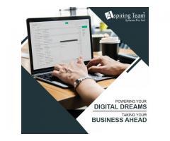 Digital Marketing Company in India – aspiringteam.com