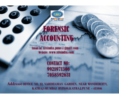 FORENSIC ACCOUNTING - SIFS INDIA , PUNE