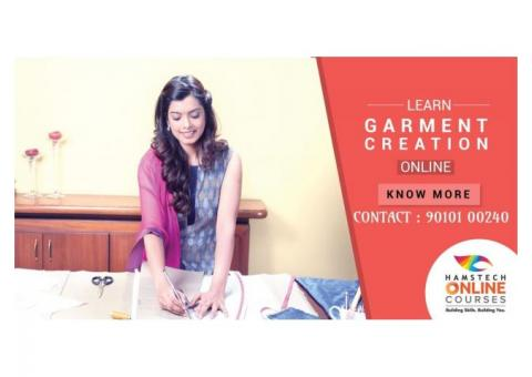 Learn Garment Creation Process Online with HOC through Video Classes
