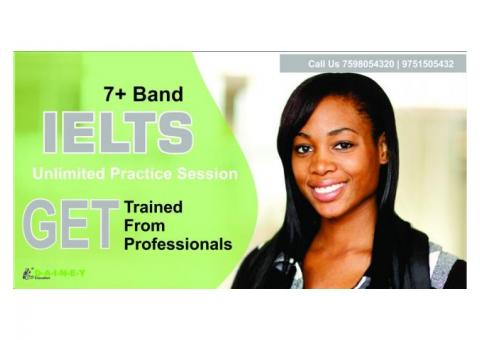 IELTS | TOFEL GET TRAINED BY PROFESSIONALS