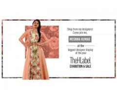 Megnna Kumar Invites You to Check Her Collection at TheHLabel Exhibition and Sale