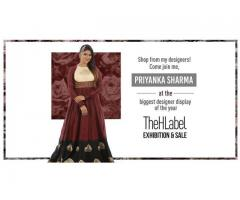 Priyanka Sharma Invites You to Check Her Collection at Thehlabel Exhibition and Sale