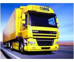 Transport business Europe (Lithuania) for sale