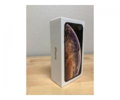 FOR SALE:Brand New Unlocked Apple iPhone XS MAX  64GB $600