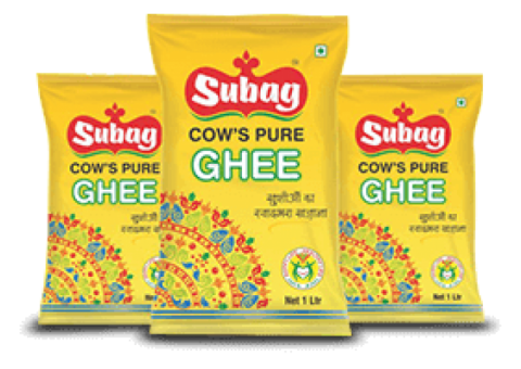 Pure sudh desi cow ghee, clarified butter with high nutrition manufacturers – Subag