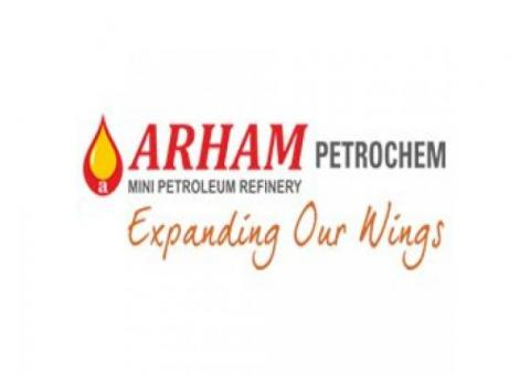 Arham Petrochem Private Limited (APPL) is an Mini Petroleum Refinery