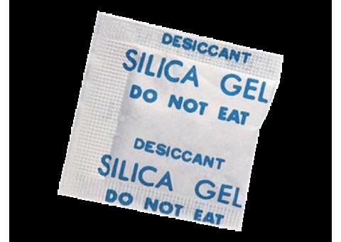 silica gel desiccant packets supplier