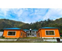 rishikesh camping and rafting