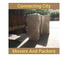 { Connecting City Movers And Packers } For Pimple Saudagar