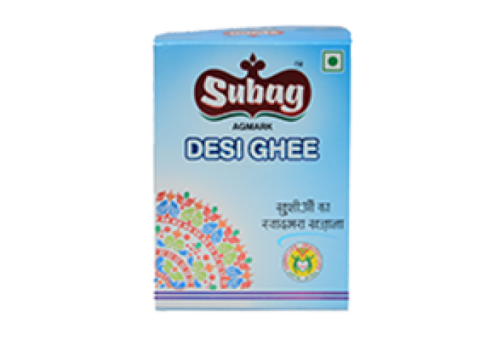 Buy pure buffalo ghee online from manufacturer and supplier - Subag
