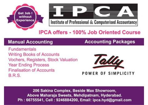 Tally with Complete Accounting
