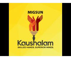 Skill Development Training Courses - Migsun Kaushalam