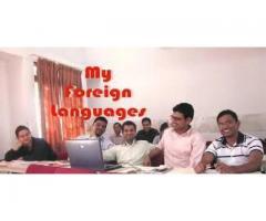 foreign languages like french, spanish, german, italian, japanese etc........