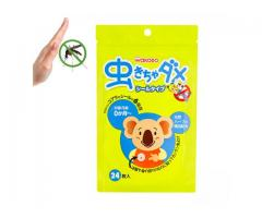Insect Repellent Patch by Wakodo (24 Pcs Pack) - Made in JAPAN