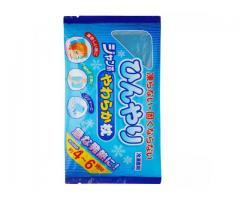 Nice & Cool Jumbo Soft Ice Pillow by Kokubo (1 Pc)