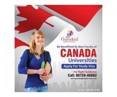 Study in Canada | Best Study Visa Consultants in Jalandhar