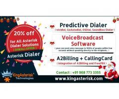 Asterisk Dialer New Year Offers   KingAsterisk