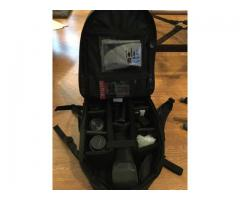 Canon 5D Mark IV with complete kit and   Canon 70-200mm lens