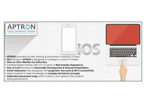 IOS App Development Training in Delhi