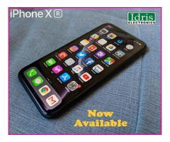 Apple iPhone XR Now Available Only In Idris Electronics Raipur Authorised Dealer of Apple iPhones