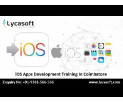 Best iOS Training in Coimbatore