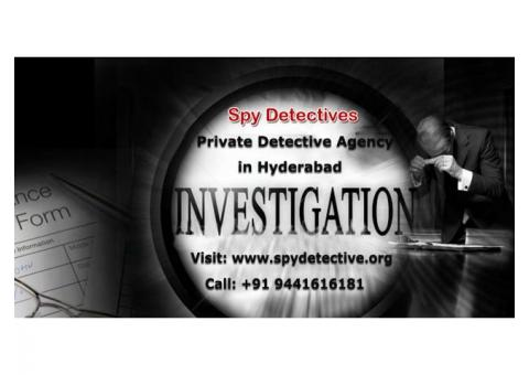 Private Detective Agency in Hyderabad - SpyDetective