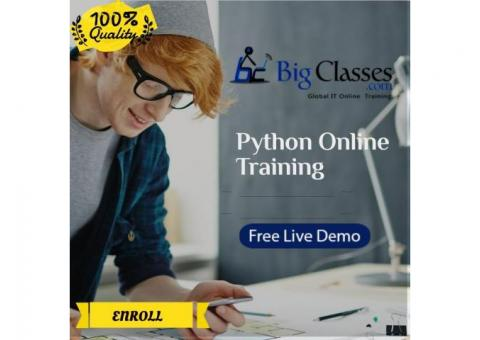 Best Python Online Training || Learn Python Course