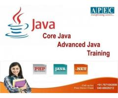 Advanced Java Training Institutes In Ameerept