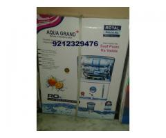 aqua fresh RO system and water filter