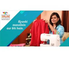 Garment Creation Course for Ethnic Wear. Join Hamstech Online Courses!