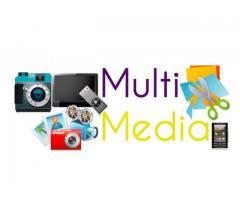 Multimedia Training Institutes in Ameerpet