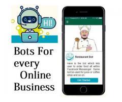 facebook chat bot/ chatbot/ chatbots