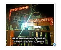 Best Aluminium Acp Works-Interior Exterior Design