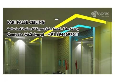 Pari False ceiling - Interior Design