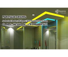 Pari False ceiling - Interior Design