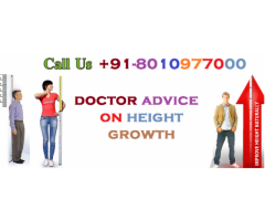 +91-8010977000 @ doctor advice on height growth in gurgaon DLF Qutab Enclave