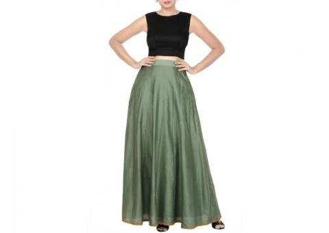 Modern Designer Skirts Online From Thehlabel.Com. Buy Now!