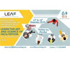 Upcoming LEAF Facilitation Workshop on 23rd Nov to 24th Nov