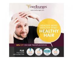 Best hair transplantation Center in Kochi
