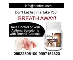 Get Healthy Breathing And Clear Airways with Bronkill Capsule