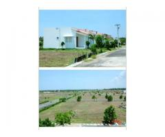 villas for sale Residential plots for sale in Pondicherry ECR Ct: 90069 90069