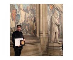 Sandeep Marwah Honored at Parliament of United Kingdom