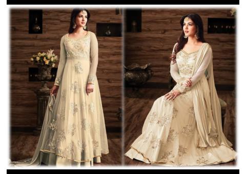 Pakistani dress with free shipping