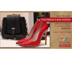Workshop on Footwear & Bag Designs at Hamstech