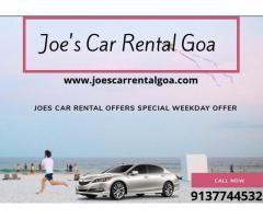Car Rental Service in Goa