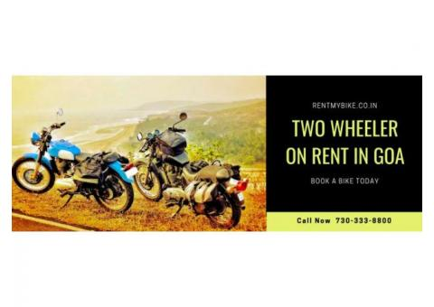Scooty On Rent in Goa