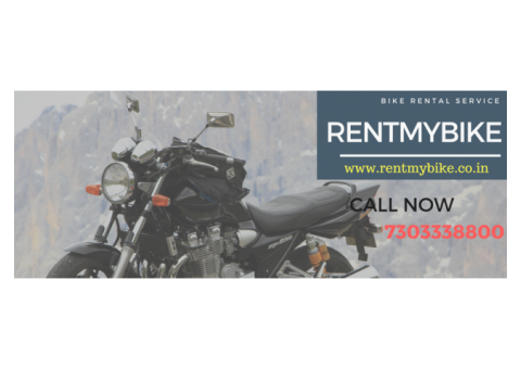 Bike on Rent in Goa