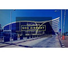 Bike Rental Near Goa Airport